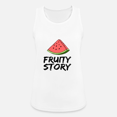 Story Fruity Story - Vrouwen tanktop ademend