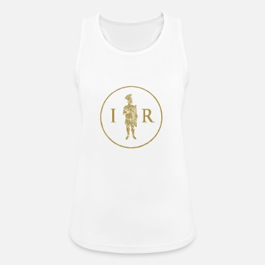 Initial Praetorian and Initials Pretorian and initial - Women's Sport Tank Top