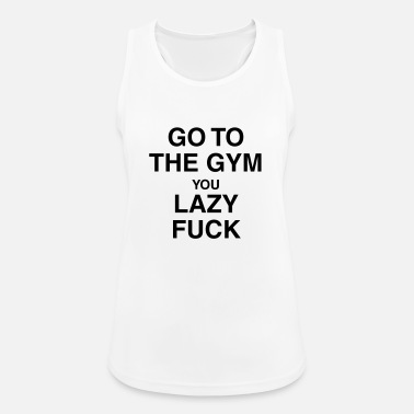 GO TO GYM - Women's Sport Tank Top