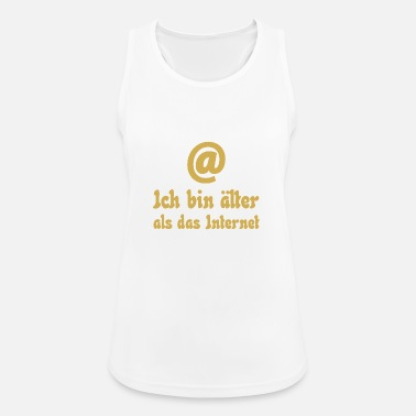 Internet Internet - Women's Breathable Tank Top