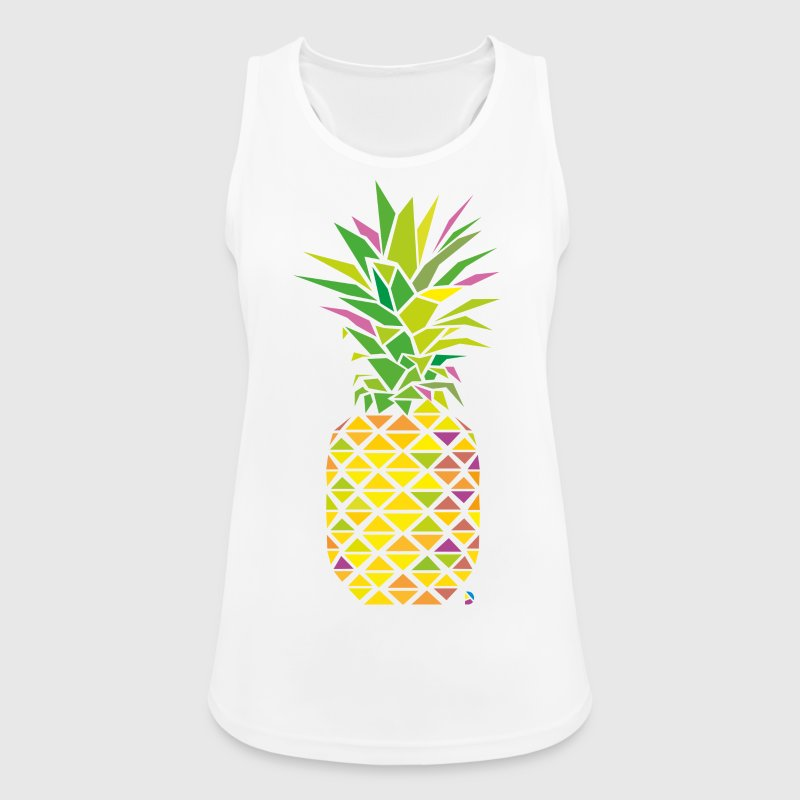 AD Pineapple - Women's Breathable Tank Top