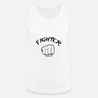 Fighter Fighter - Fighter - Sports tanktop dame