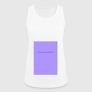 NO FUTURE - Women's Breathable Tank Top