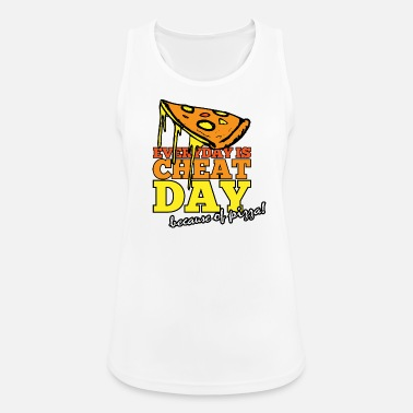 EVERYDAY IS CHEAT DAY - Women's Breathable Tank Top