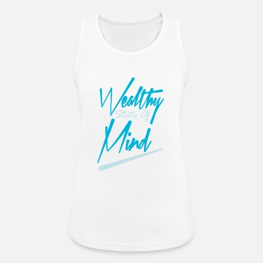 Wealthy WEALTHY DESIGNS - Women's Sport Tank Top