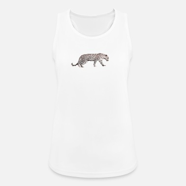 Leopard leopard - Women's Breathable Tank Top