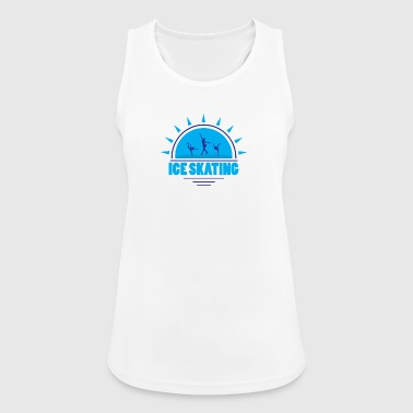 Ice Skating Ice Hockey - Women's Breathable Tank Top