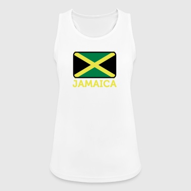 Jamaica National Flag Of Jamaica - Women's Breathable Tank Top