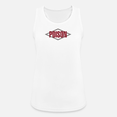Typo Poison Typo - Women's Breathable Tank Top