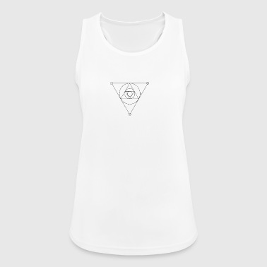 Triangle - Women's Breathable Tank Top