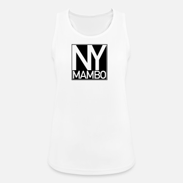 Mambo NY Mambo - New York Mambo Danceshirt - black - Women's Breathable Tank Top