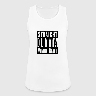 Straight Outta Venice Beach - Women's Breathable Tank Top