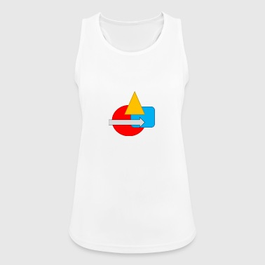 Colours - Women's Breathable Tank Top