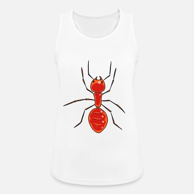 Insect Ant insect insect - Women's Sport Tank Top