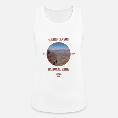 Nationalpark Grand Canyon Nationalpark Arizona Las Vegas USA - Frauen Sport Tanktop