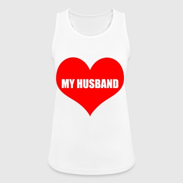 Husband husband - Women's Breathable Tank Top