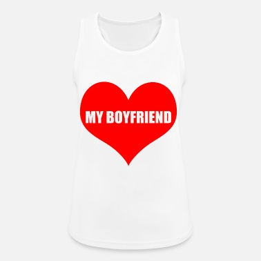 Boyfriend boyfriend - Women's Breathable Tank Top