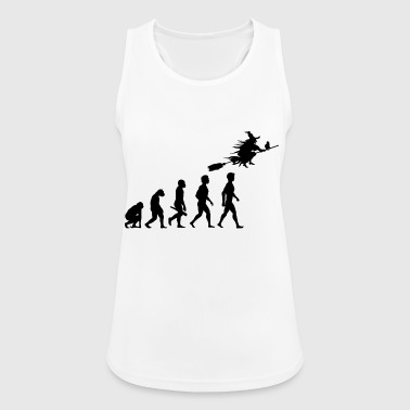witch witch witch broom witch magic magic4 - Women's Breathable Tank Top