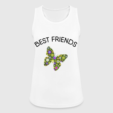 ++ Best Friends ++ - Women's Breathable Tank Top
