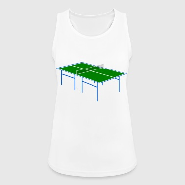 table tennis ping pong table tennis bat14 - Women's Breathable Tank Top