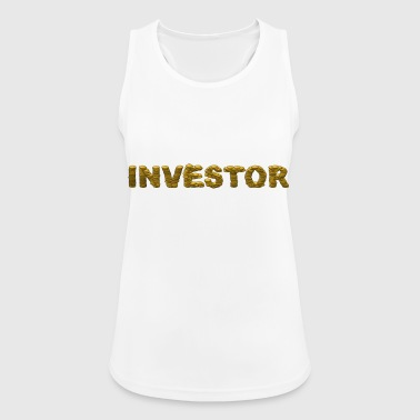 investor - Women's Breathable Tank Top