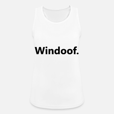 Windows Windows - Frauen Sport Tanktop