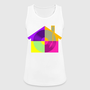 House Music House Music - Women's Breathable Tank Top