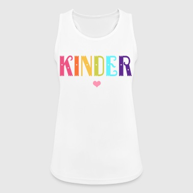 Kindergarten kindergarten - Women's Breathable Tank Top
