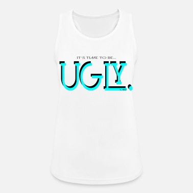 Ugly Ugly / Ugly. - Women's Breathable Tank Top