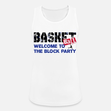 basketball_02 - Women's Sport Tank Top