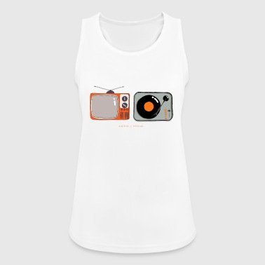 Audio / Visual - Women's Breathable Tank Top