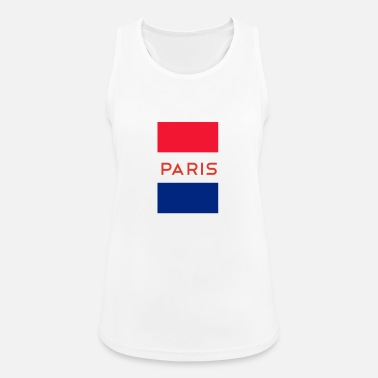 Souvenir Paris souvenir - Women's Sport Tank Top