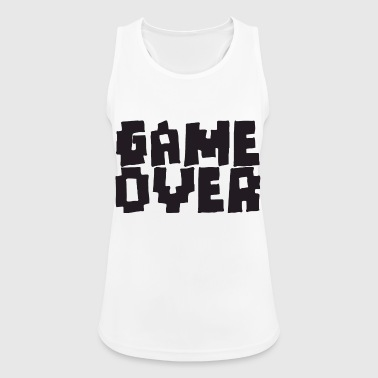 Game Over GAME OVER - Frauen Tank Top atmungsaktiv