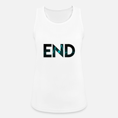 End End - Women's Breathable Tank Top