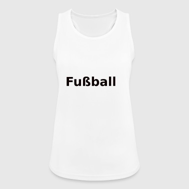 Soccer Ball soccer ball - Women's Breathable Tank Top