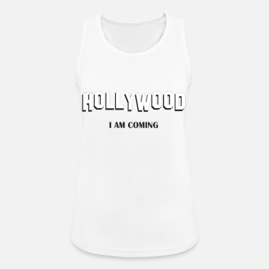 Hollywood HOLLYWOOD - Frauen Sport Tanktop