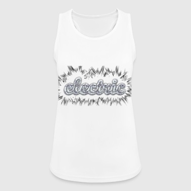 electric - Women's Breathable Tank Top