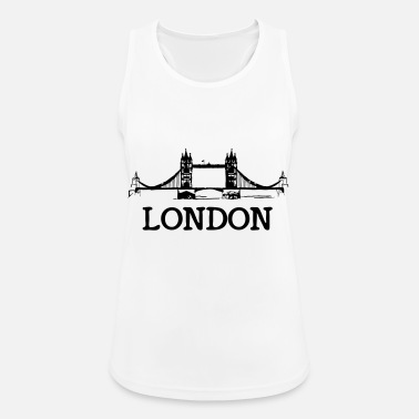 London london - Sportsinglet for kvinner