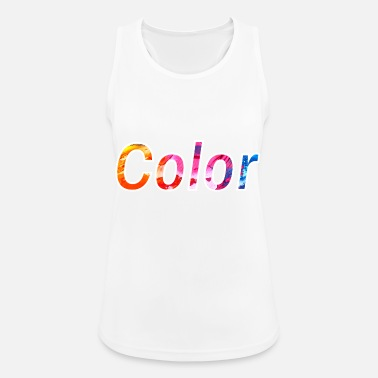 Colourful colour - Women's Breathable Tank Top