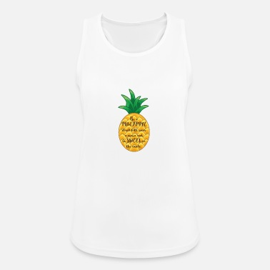 Be a PINEAPPLE / Be a pineapple - Women's Sport Tank Top