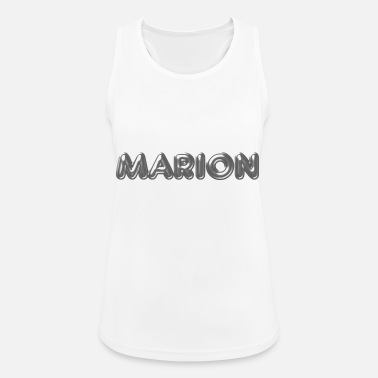 Name Day Marion name first name name day - Women's Sport Tank Top
