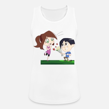 Couples Pair - Women's Sport Tank Top