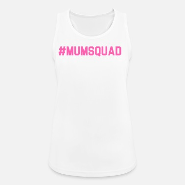 Squad Mum Squad - Women's Breathable Tank Top