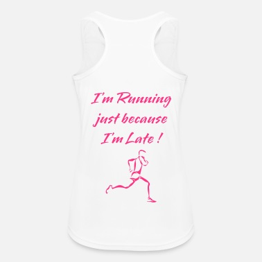 Running - Women's Sport Tank Top