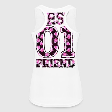 Best Friend - Women's Breathable Tank Top