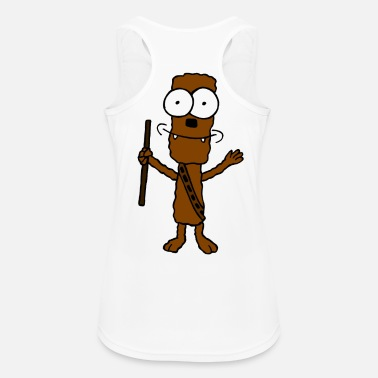 Chewbacca Chewbacca by Daniel Rausch - Women's Breathable Tank Top