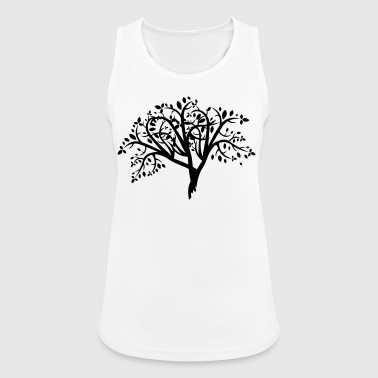 Tree illustration - Women's Breathable Tank Top