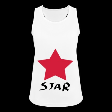 Asterisk / Deluxe / Star - Women's Breathable Tank Top