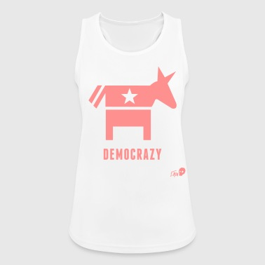Democracy - Women's Breathable Tank Top