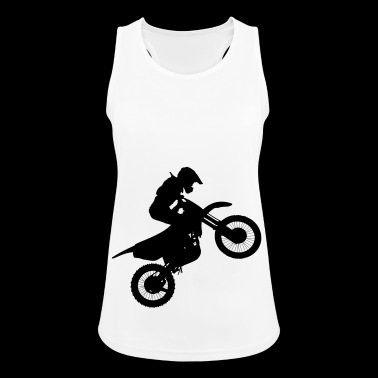 Motocross stunt - Women's Breathable Tank Top